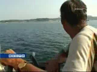 Морской бой у берегов Абхазии ЧФ с ВМС Грузии